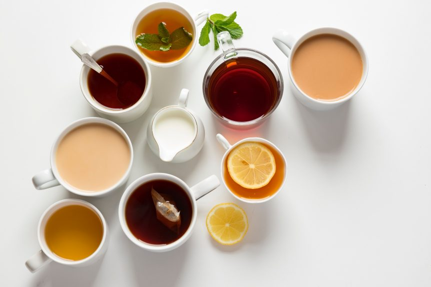 Stop-Stress-With-Herbal-Tea