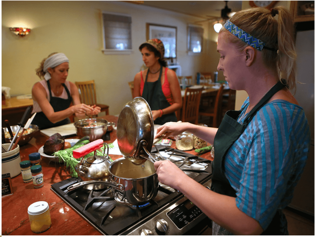 Natural Food Chef Certification