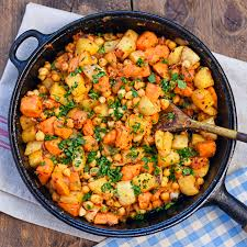 chickpea hash